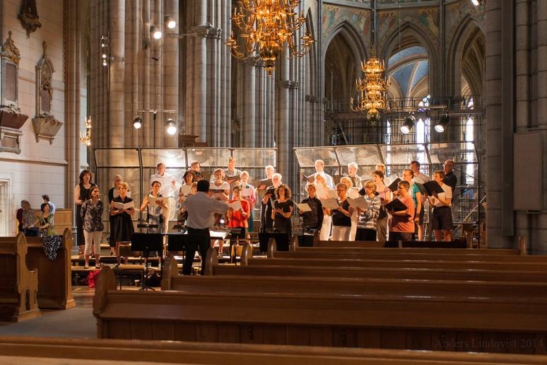 _MG_0162 Choir practice